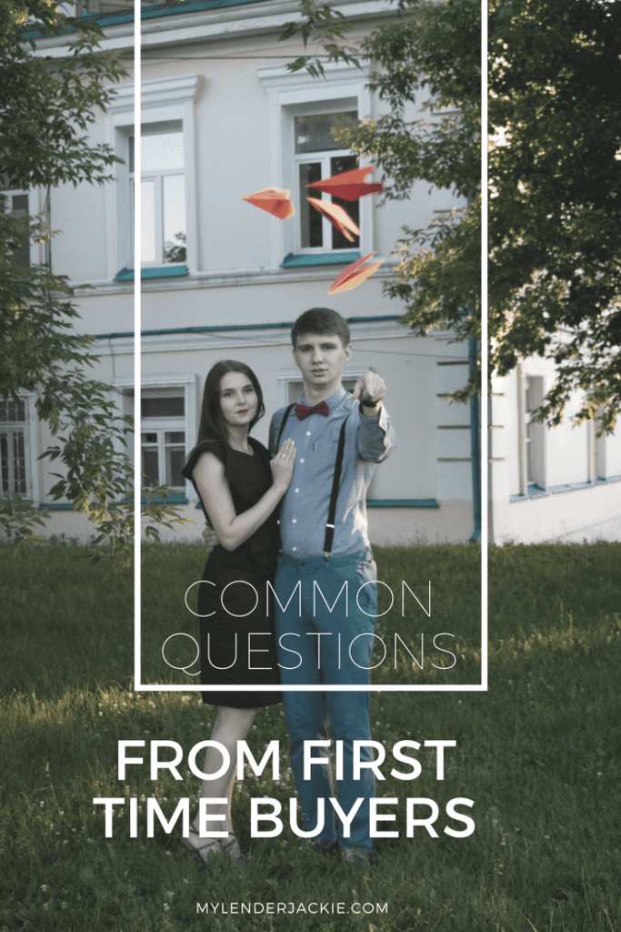 Some of the Most Common Questions When Buying a Home