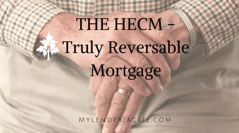 HECM - The Reverse Mortgage With Literally No Drawbacks