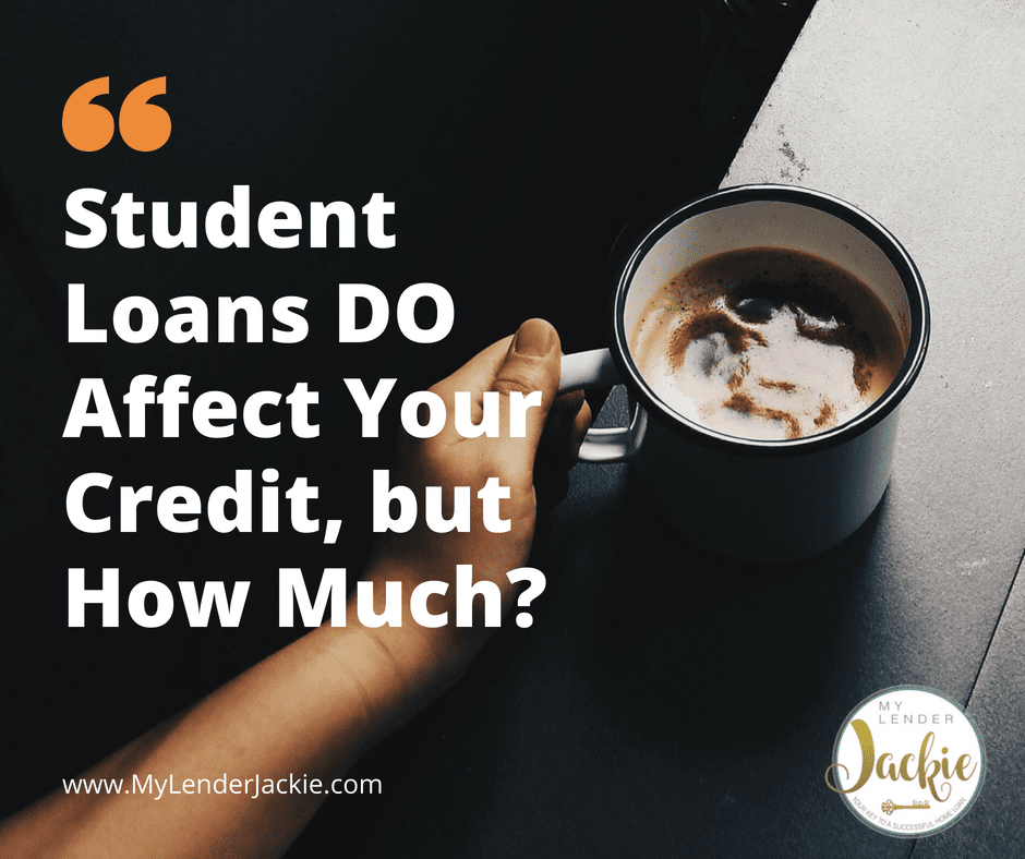 Will My Student Loan Affect My Chances of Getting a Home Loan?