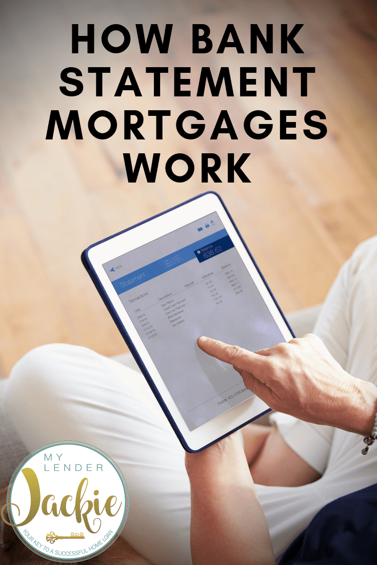 How a Bank Statement Mortgage Works