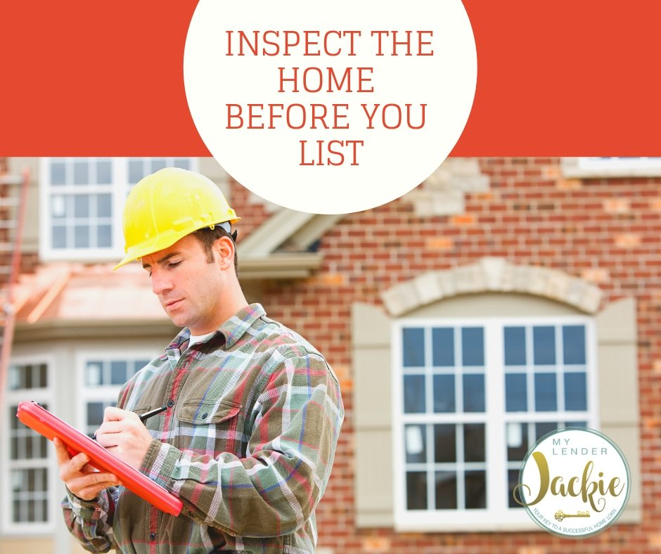 Should Sellers Get a Home Inspection Before Listing?
