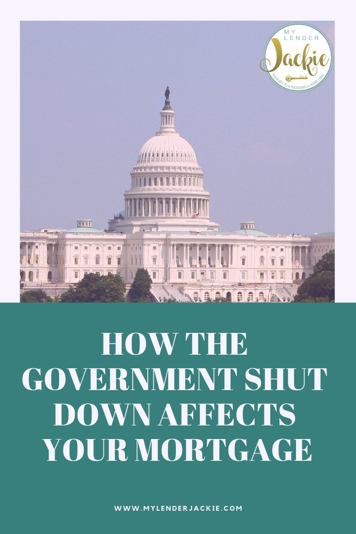 How Will the Government Shut Down Affect Mortgages?