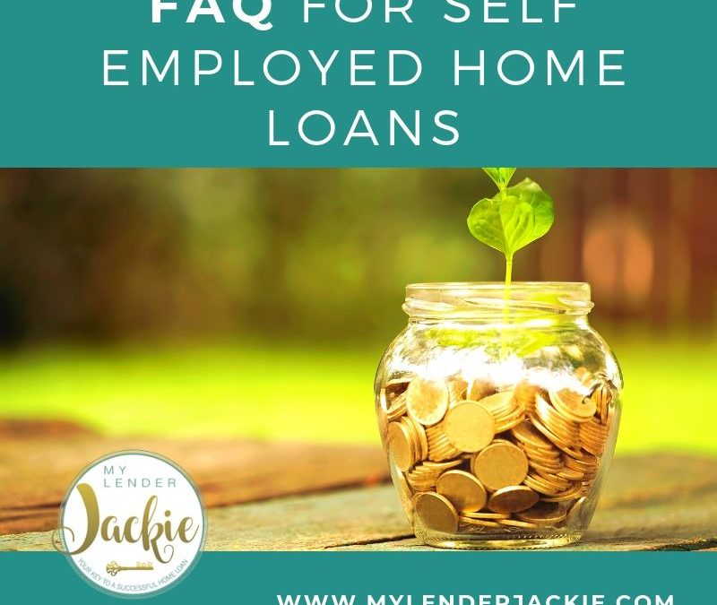 FAQ for Self Employed Home Loans