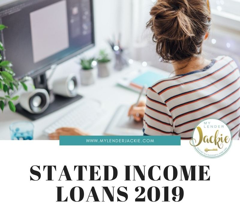 Stated Income Loans 2019