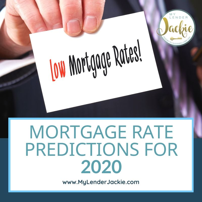 Mortgage Rate Predictions for 2020