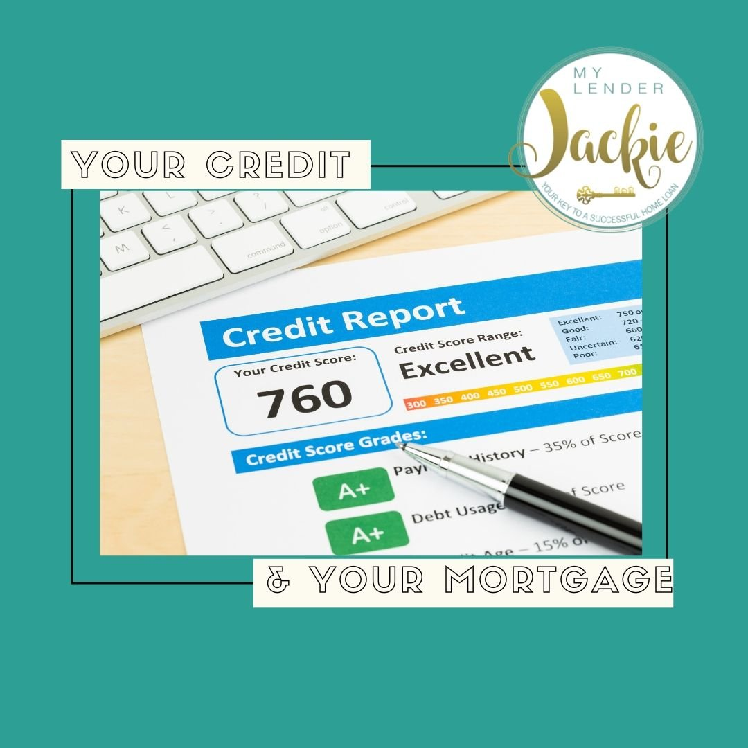 Your Credit Score and Your Mortgage