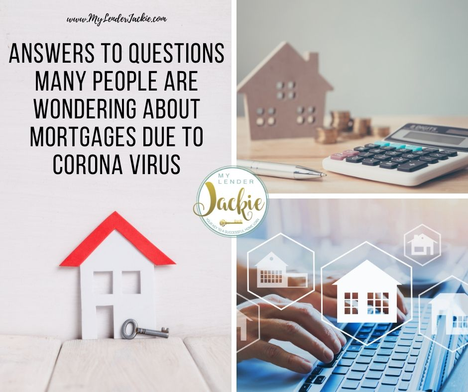questions many people are wondering about mortgages