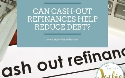 Can Cash-Out Refinances Help Reduce Debt?