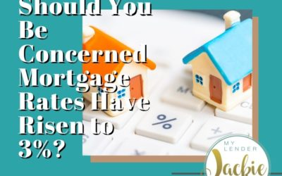 Should You Be Concerned Mortgage Rates Have Risen to 3%?