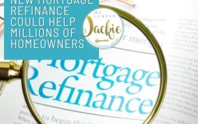 New Mortgage Refinance Could Help Millions of Homeowners