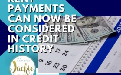Rent Payments Can Now Be Considered in Credit History